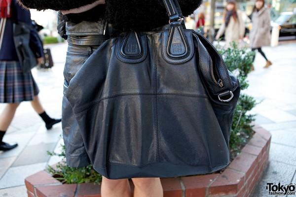 Givenchy Leather Bag in Harajuku
