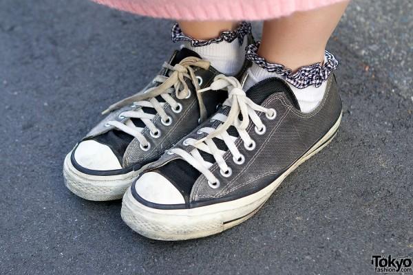 Vintage Converse Sneakers
