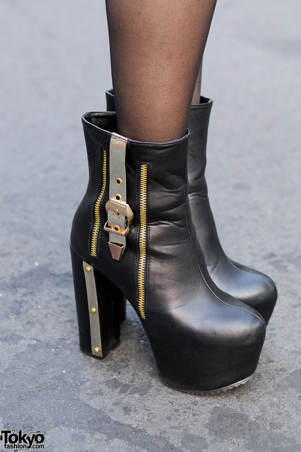 Fig&Viper Ankle Boots