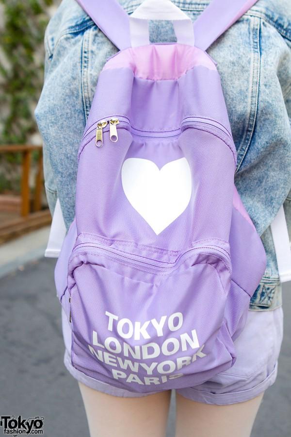 Cute WEGO Backpack
