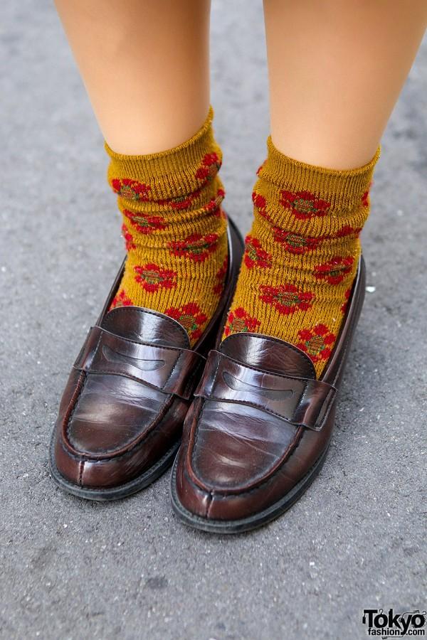 Haruta Loafers