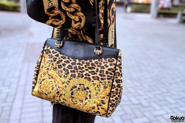 Mens Versace Handbag in Tokyo