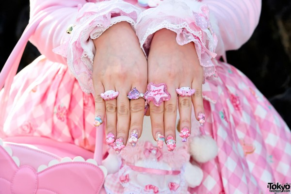 Cute Angelic Pretty Rings