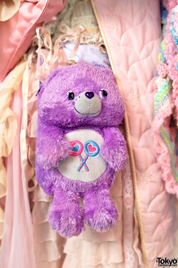 Care Bear & Pastel Fashion in Harajuku