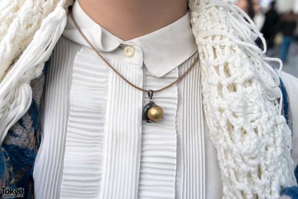 Acron Necklace