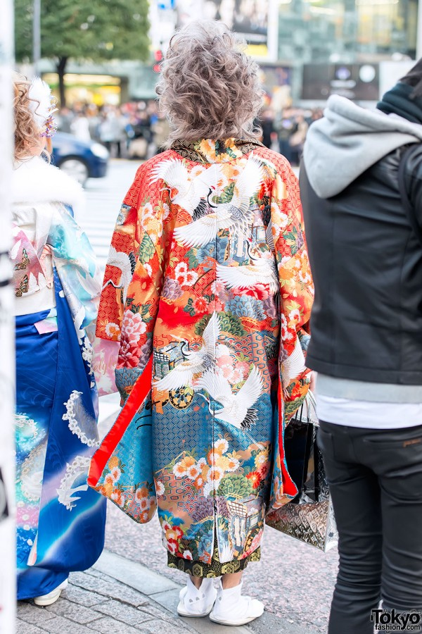 Coming of Age Day Kimono in Japan (11)