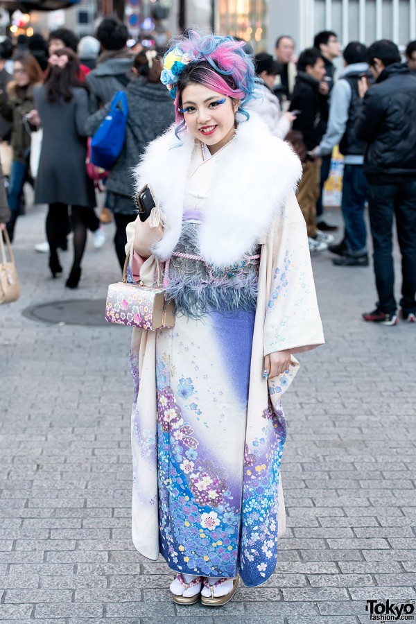 Coming of Age Day Kimono in Japan (12)