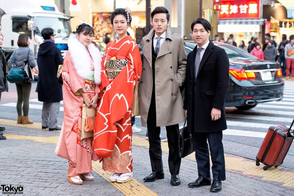 Coming of Age Day Kimono in Japan (19)