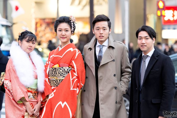 Coming of Age Day Kimono in Japan (20)