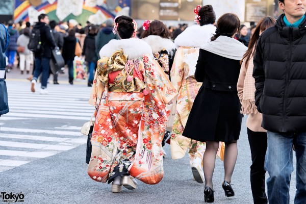 Coming of Age Day Kimono in Japan (21)