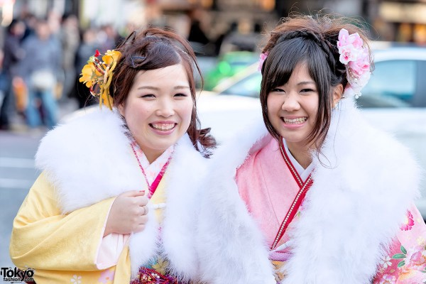 Coming of Age Day Kimono in Japan (23)