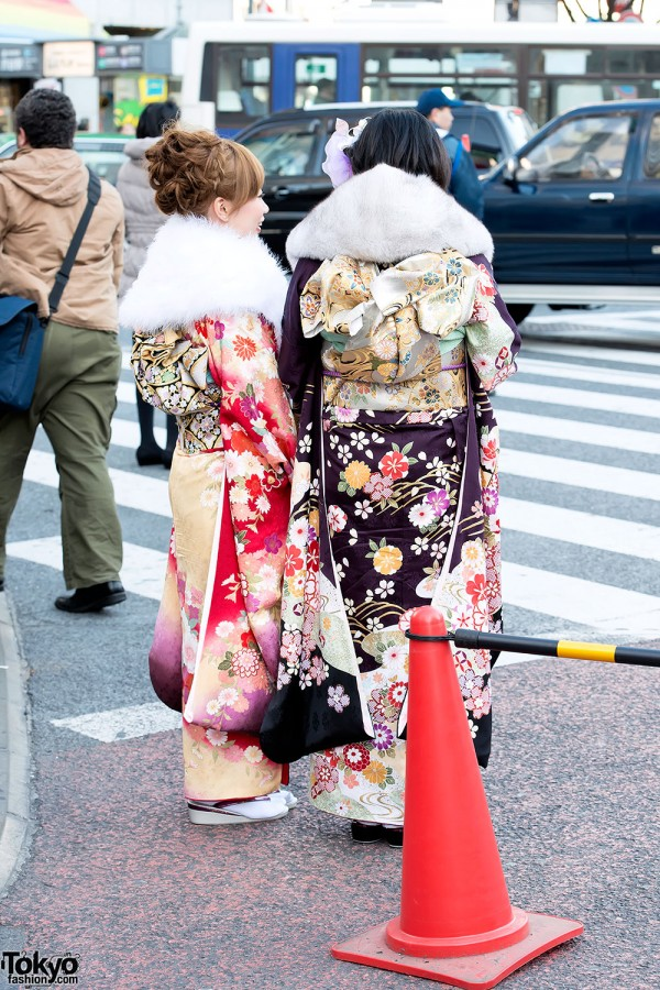Coming of Age Day Kimono in Japan (32)