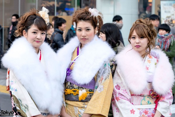 Coming of Age Day Kimono in Japan (34)