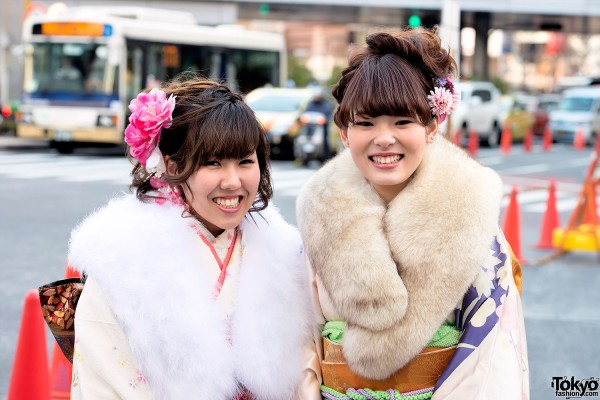Coming of Age Day Kimono in Japan (36)