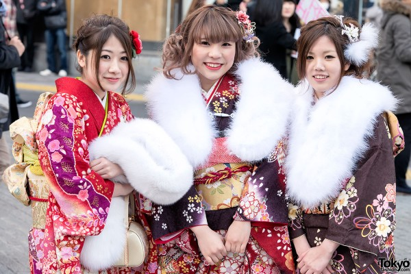 Coming of Age Day Kimono in Japan (38)