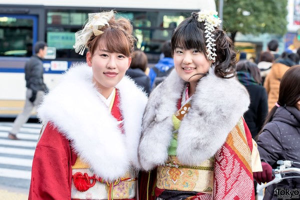 Coming of Age Day Kimono in Japan (41)