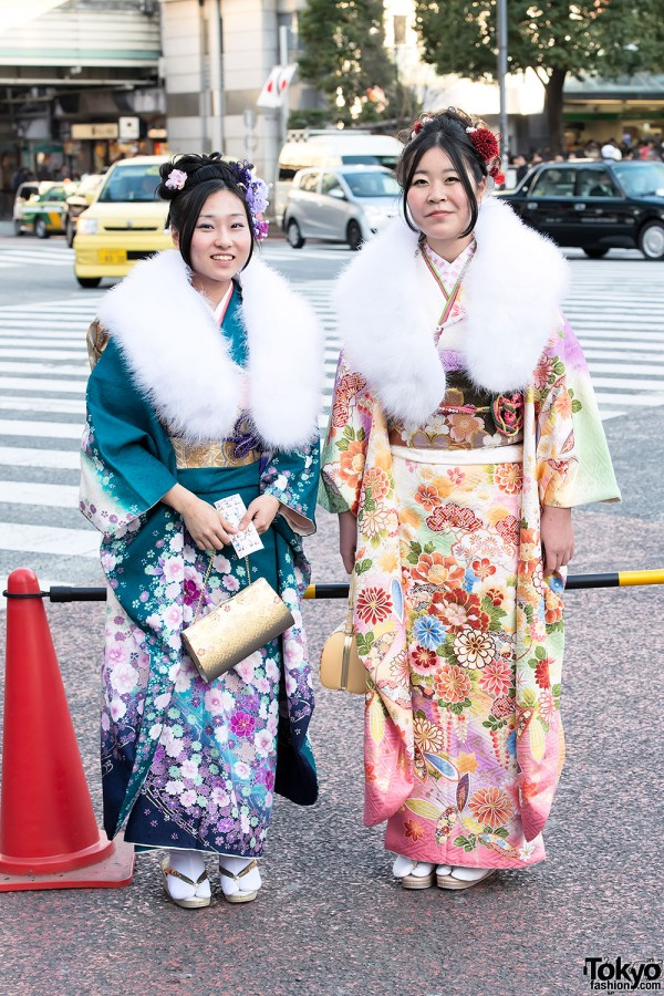 Coming of Age Day Kimono in Japan (44)