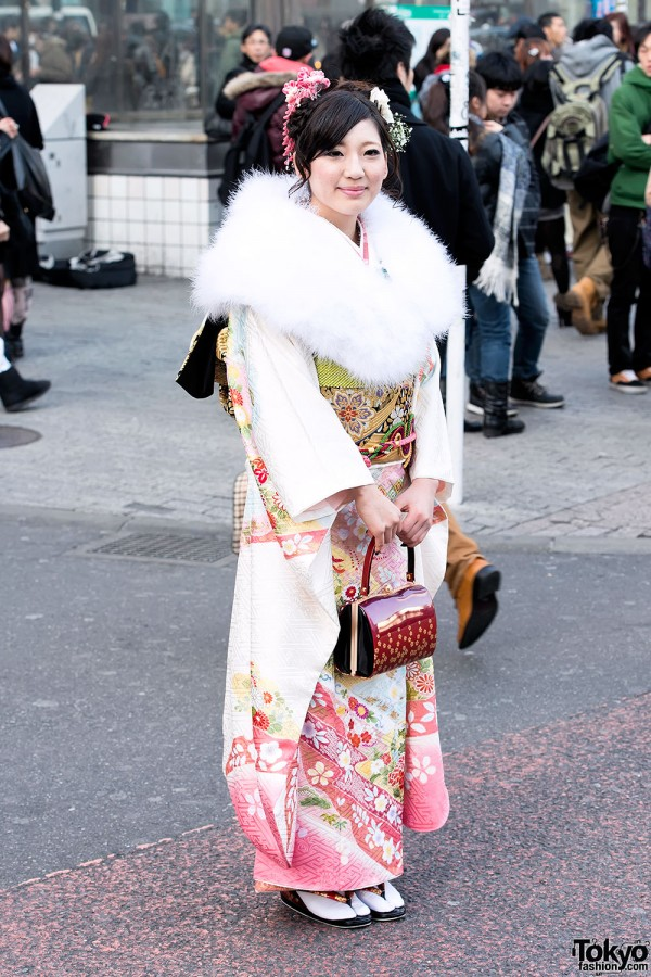 Coming of Age Day Kimono in Japan (49)