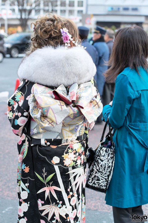 Coming of Age Day Kimono in Japan (57)