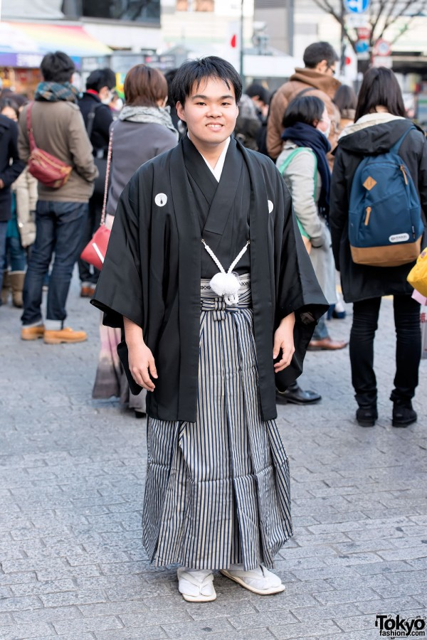 Coming of Age Day Kimono in Japan (60)