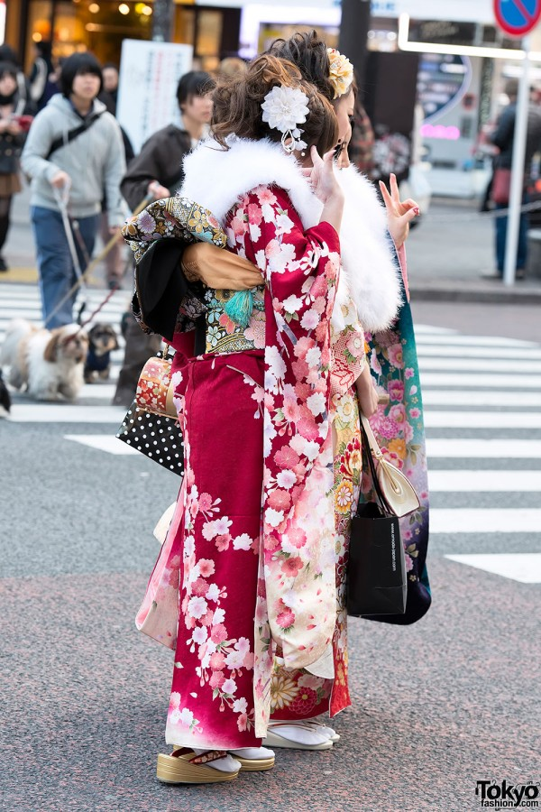 Coming of Age Day Kimono in Japan (64)