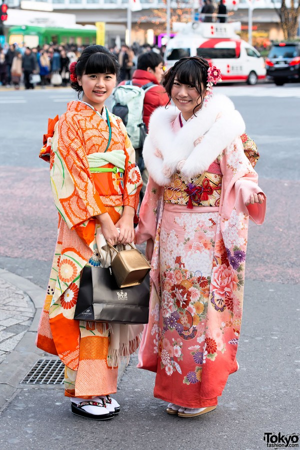 Coming of Age Day Kimono in Japan (66)