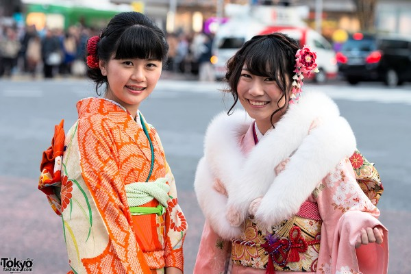 Coming of Age Day Kimono in Japan (67)