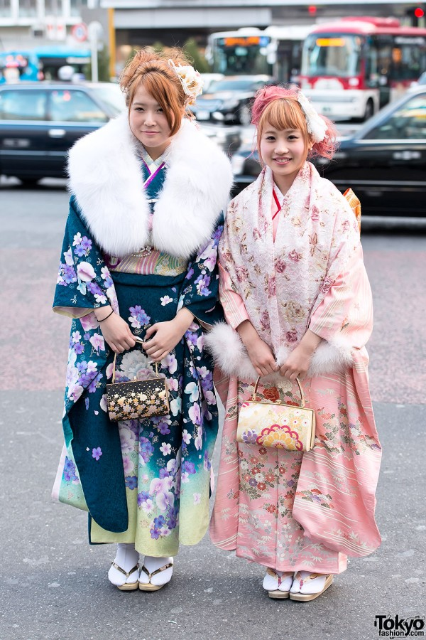 Coming of Age Day Kimono in Japan (70)