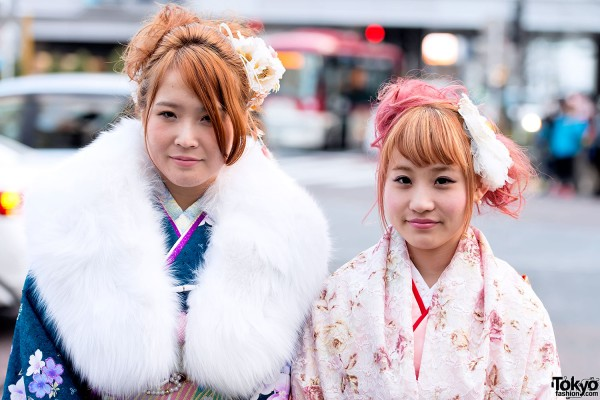 Coming of Age Day Kimono in Japan (71)