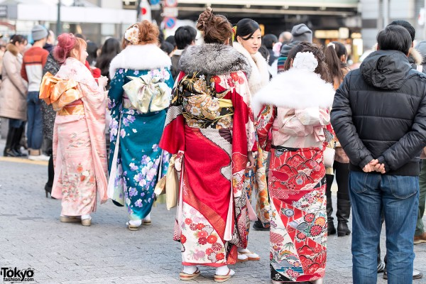 Coming of Age Day Kimono in Japan (73)
