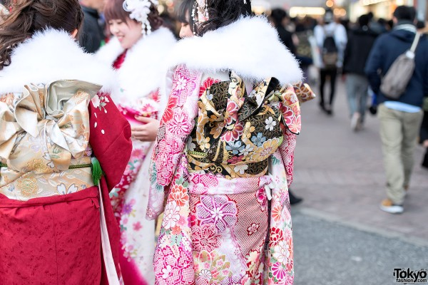 Coming of Age Day Kimono in Japan (74)