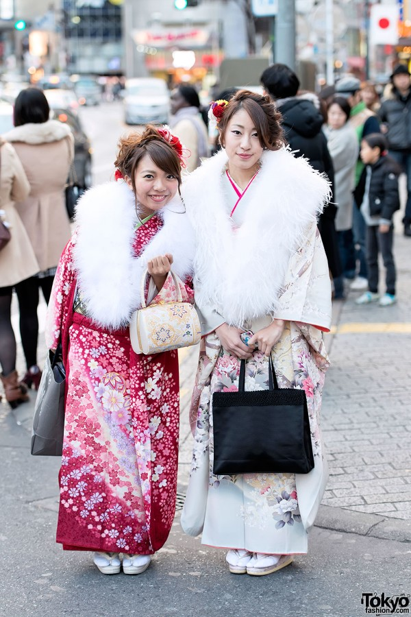 Coming of Age Day Kimono in Japan (76)