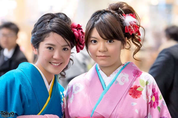Coming of Age Day Kimono in Japan (110)