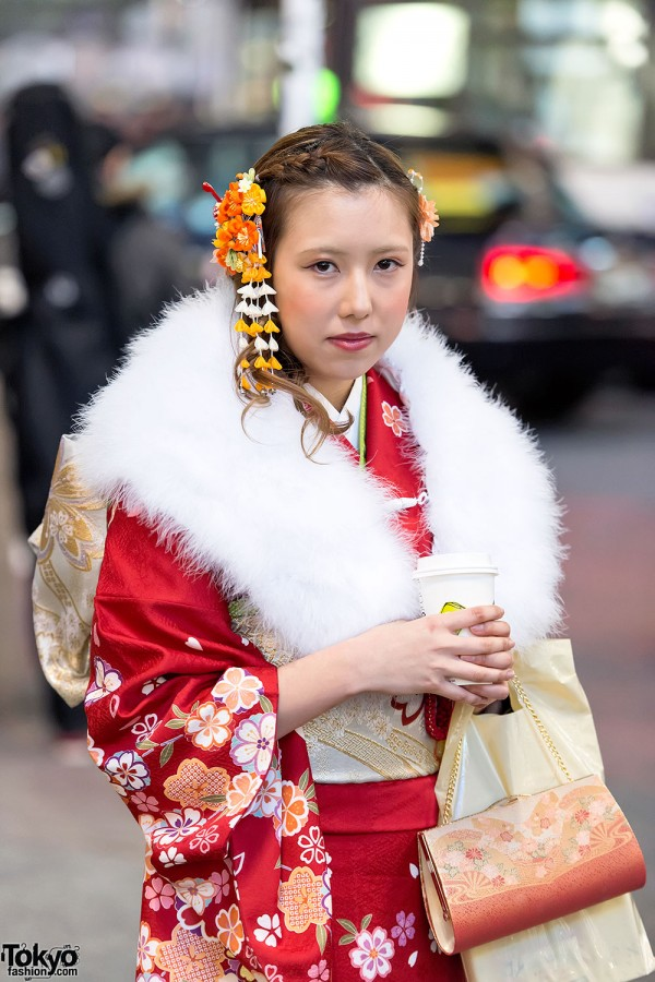 Coming of Age Day Kimono in Japan (115)