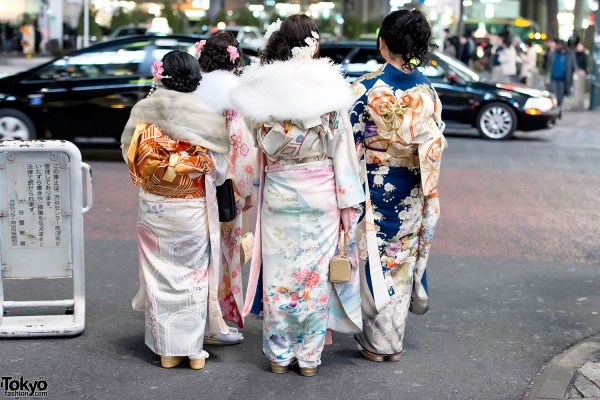 Coming of Age Day Kimono in Japan (121)