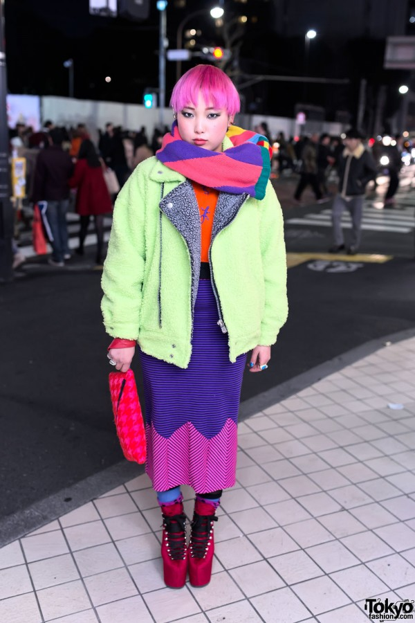 Patricia Field Jacket in Harajuku