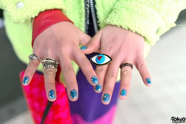 Ambush Eyeball Ring