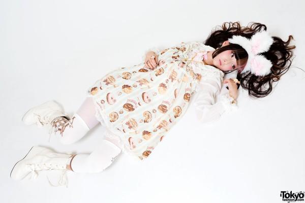RinRin Doll's Casual Lolita Makeup