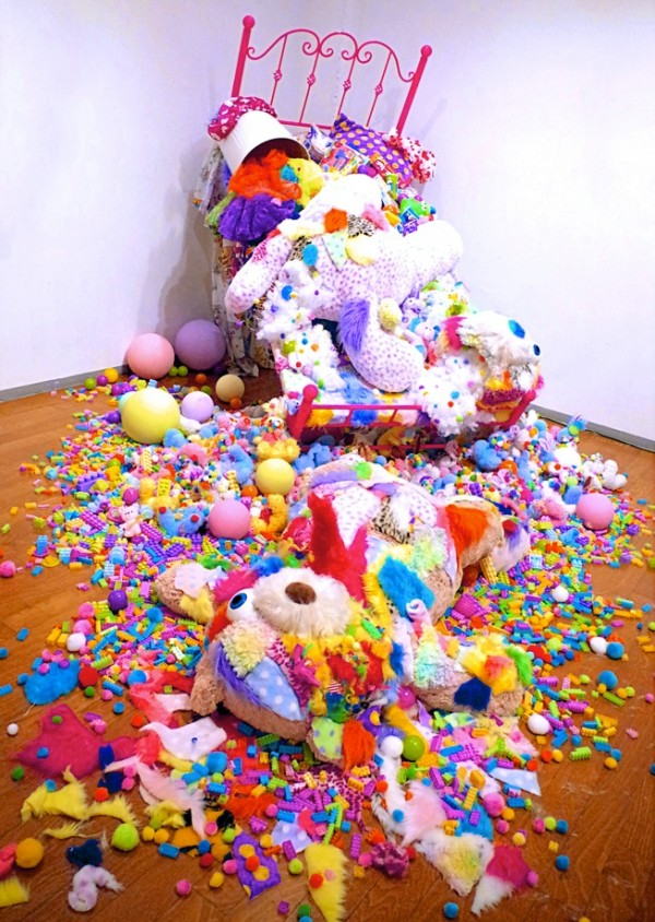 "Sebastian Masuda's ""Colorful Rebellion"" Art Exhibition to Debut in New York"