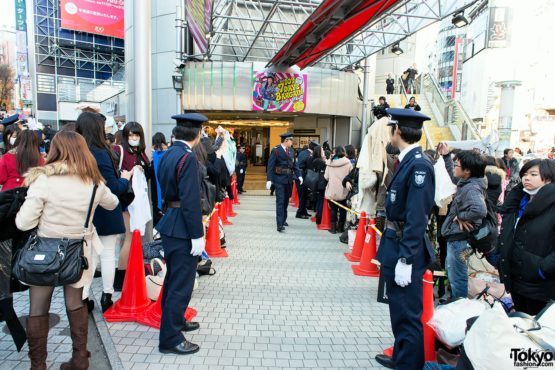 Fukubukuro / Lucky Bags 2014 – Shibuya 109 & Shibuya Pictures