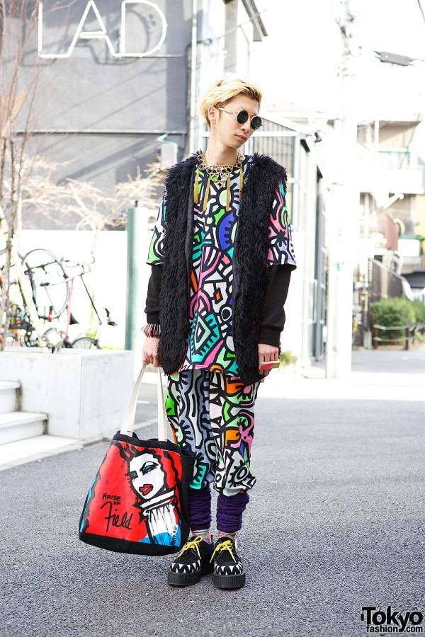 Dream Nation Fashion in Harajuku