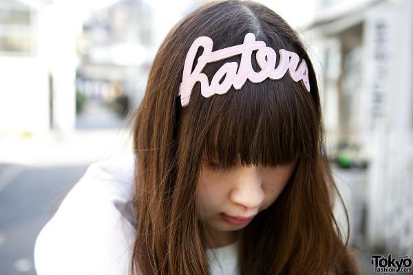 Haters Headband