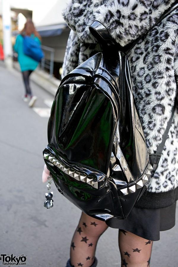 Monomania Studded Backpack