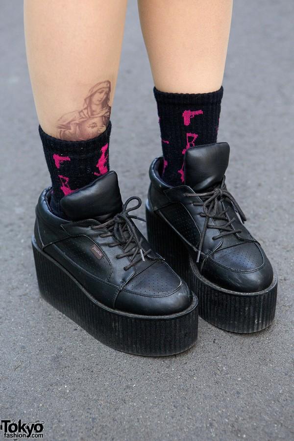 Jouetie Platform Shoes