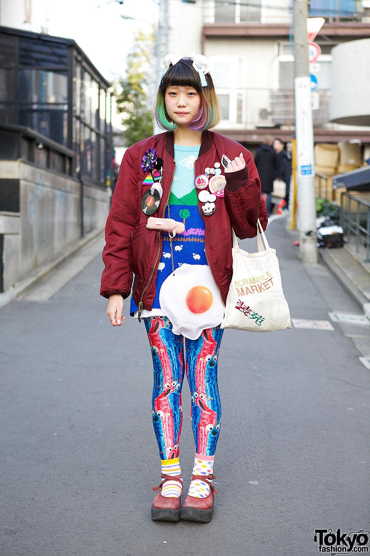Labrat Sweater in Harajuku