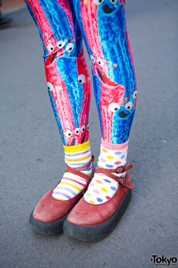 Yip Yip Yip Leggings