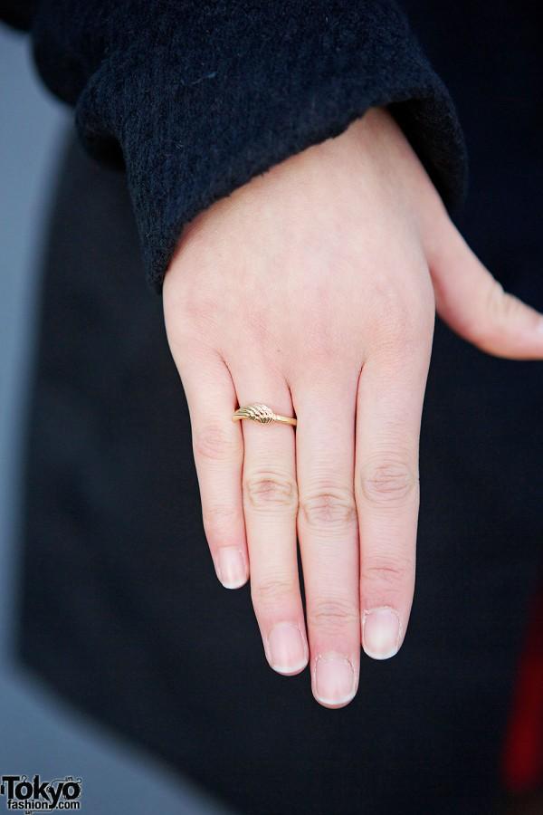 Tokyo Chiip Lovers Ring