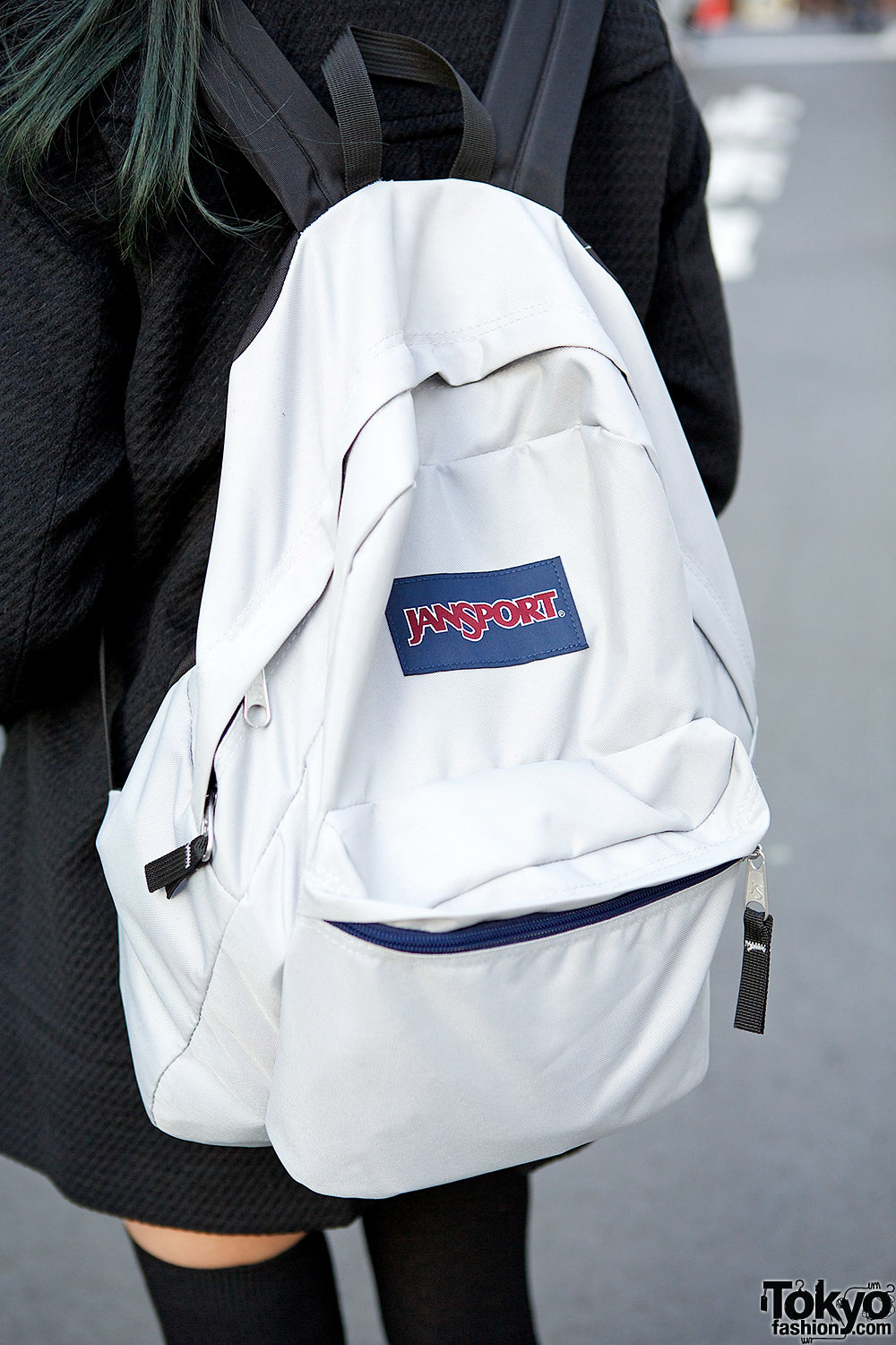 Jansport White Backpack – TrendBackpack