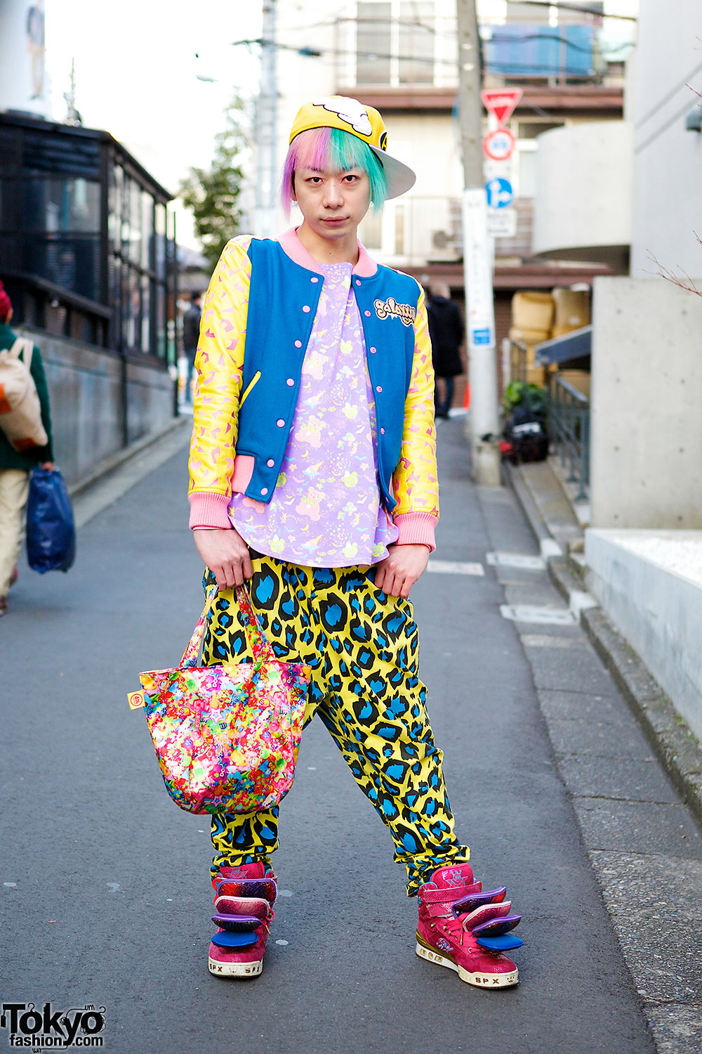 Galaxxxy Jacket & Super Lovers Pants
