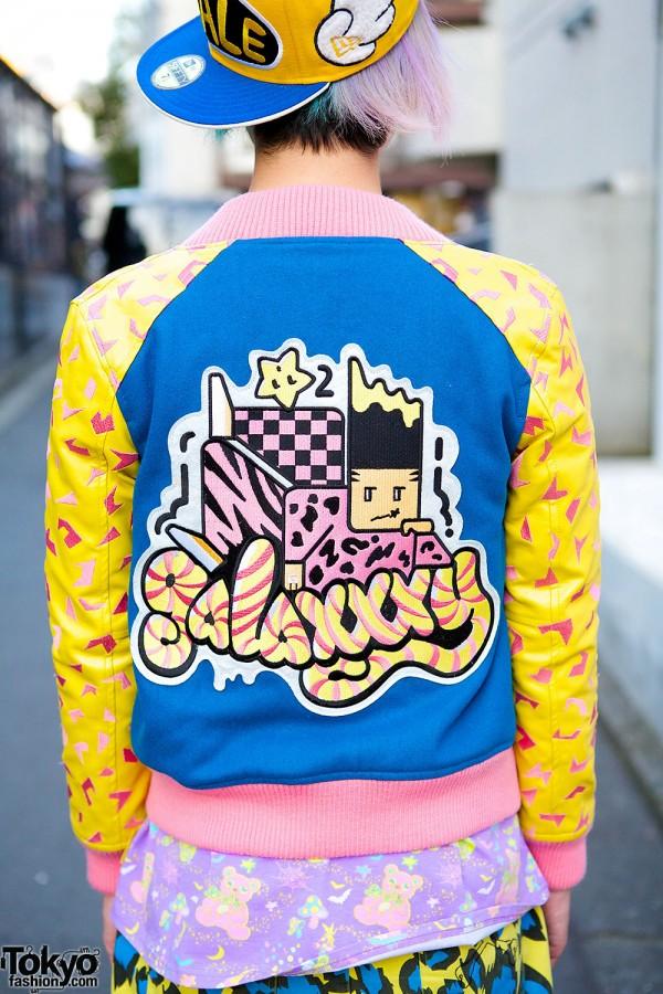 Galaxxxy Tokyo Jacket